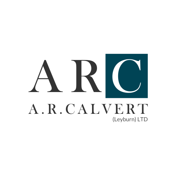 A.R Calvert logo by kewkii