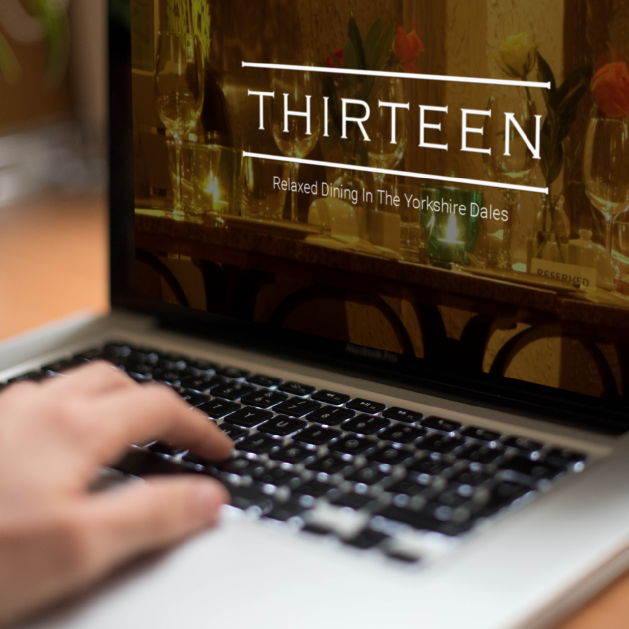 Thirteen website by kewkii.com