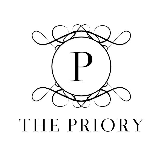 The Priory Logo by kewkii.com